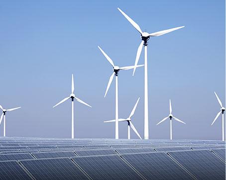 Wind energy converter system