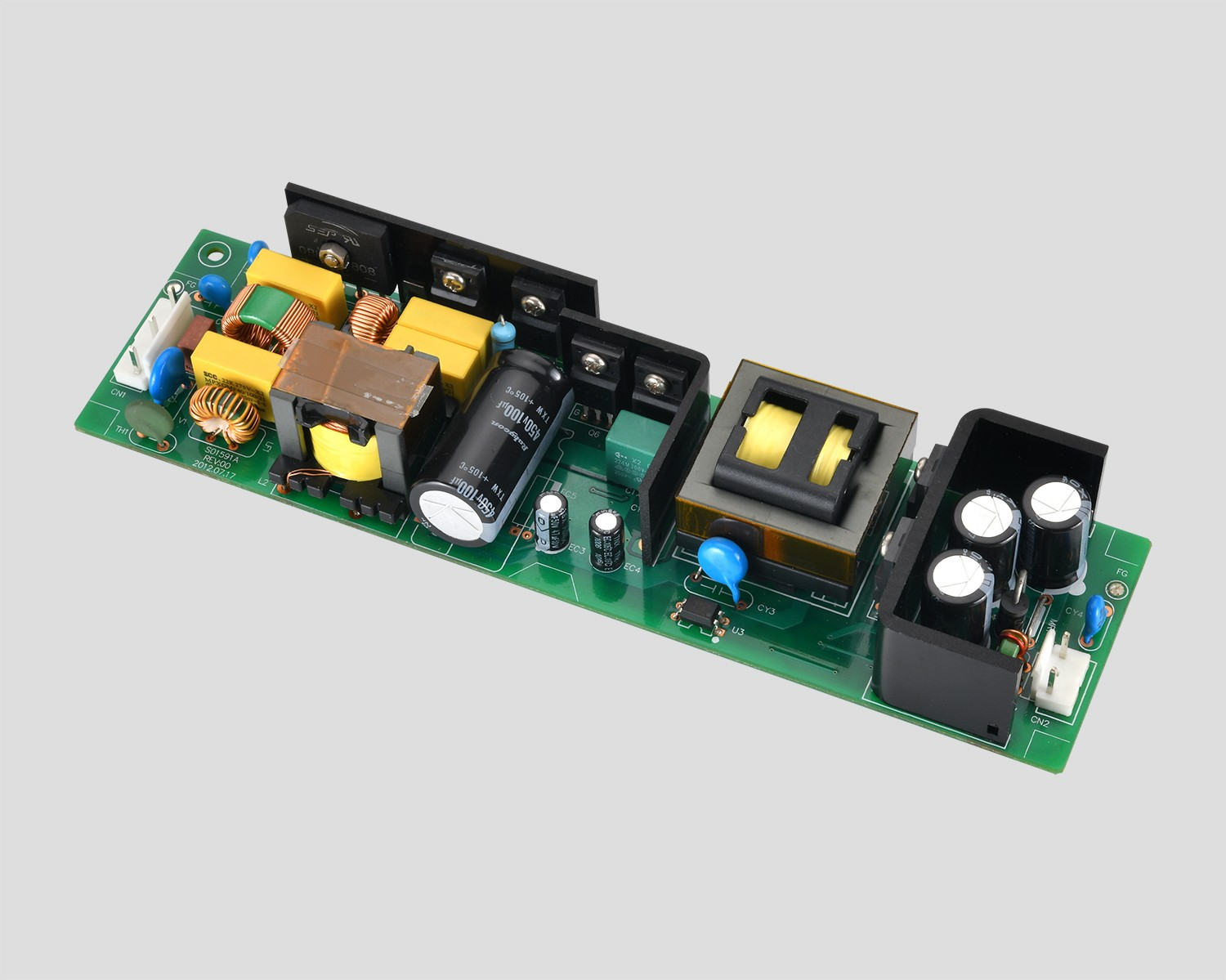 LED Light Power Driver Circuit Board