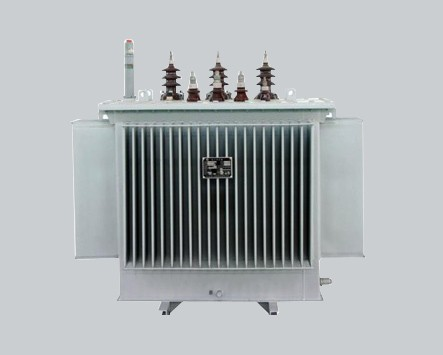 Three-phase oil-immersed transformer