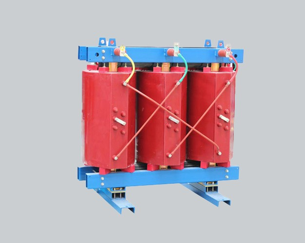 Dry-type three-phase transformer
