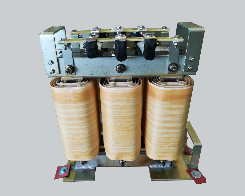 Three-phase reactor