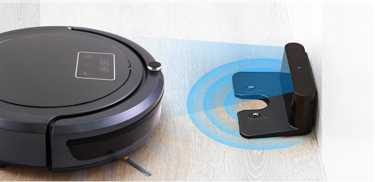 Robot Cleaner Charging Solutions
